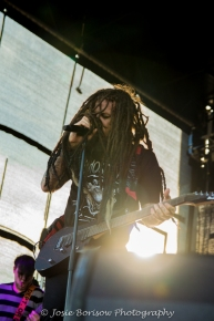 Brian Head Welch, Love & Death, Photo by Josie Borisow