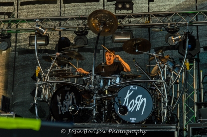 Ray Luzier, USAG Ansbach, Germany (2 Jul 2013)