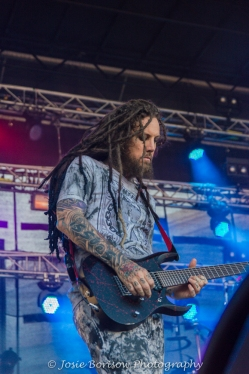 Brian Head Welch, USAG Ansbach, Germany (2 Jul 2013)