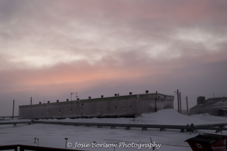 Arctic Storm Sunrise 2010 Photo by Josie B
