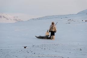 Inuit Hunter Photo by Josie B