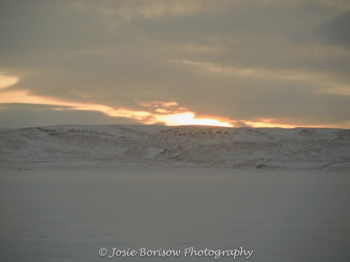 Arctic Landscape Photo by Josie B