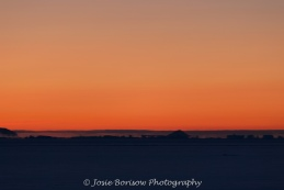 Last Sunset of the Year (Dec 2010) Photo by Josie B