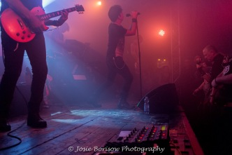 Gary Numan, Photo by Josie B