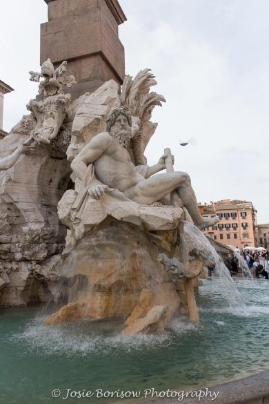 Roma, Italia Photo by Josie Borisow