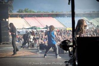 Korn, Rock'n'Heim, Josie Borisow