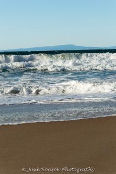 Seaside Beach, Christmas