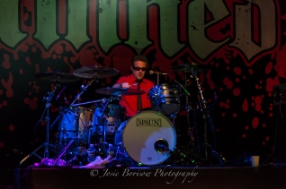 Pinch, The Damned, Sycuan Live & Up Close, El Cajon (3 Sep 2015)