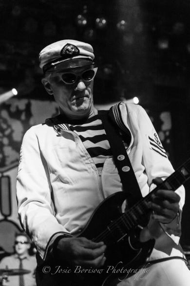 Captain Sensible, The Damned, Sycuan Live & Up Close, El Cajon (3 Sep 2015)