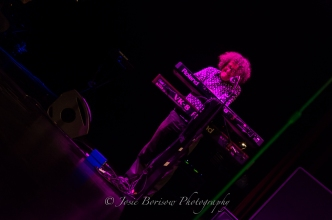 Monty Oxy Moron, The Damned, Sycuan Live & Up Close, El Cajon (3 Sep 2015)