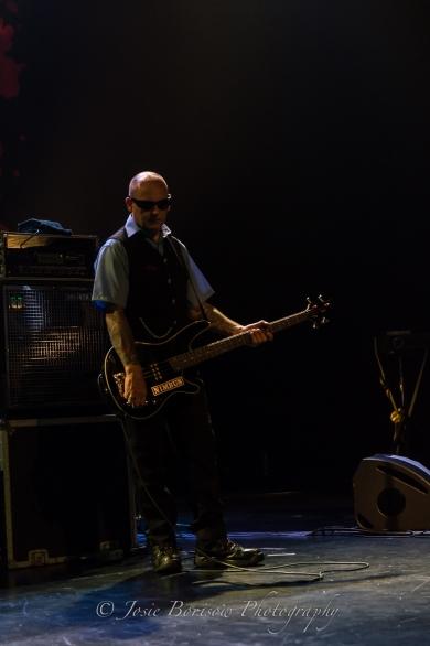 Stu West, The Damned, Sycuan Live & Up Close, El Cajon (3 Sep 2015)