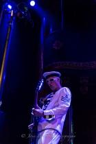 Captain Sensible, The Damned, Great American Music Hall, San Francisco (6 Sep 2015)