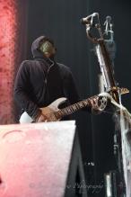 James Munky Shaffer, Korn, Oakland, 30 Oct 15