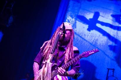 Brian Head Welch, Korn, Oakland, 30 Oct 15
