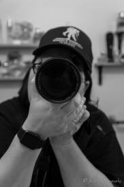 Week 1 - Self-portrait