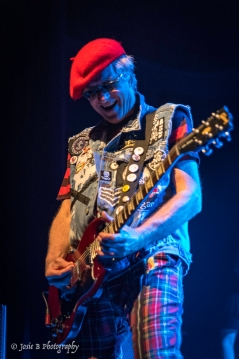 The Damned (The Fillmore, 11 Apr 17)-10