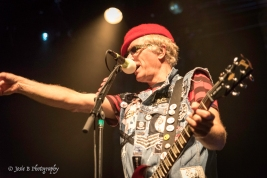 The Damned (The Fillmore, 11 Apr 17)-13