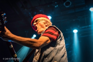 The Damned (The Fillmore, 11 Apr 17)-2