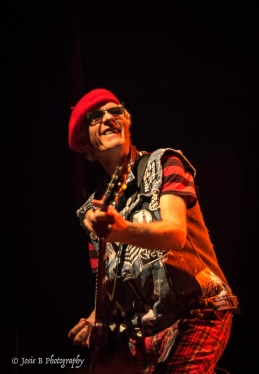 The Damned (The Fillmore, 11 Apr 17)-25
