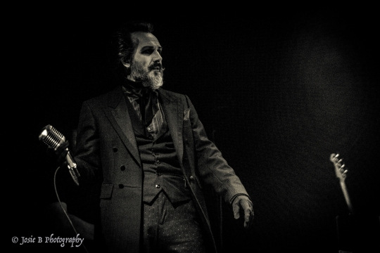 The Damned (The Fillmore, 11 Apr 17)-34