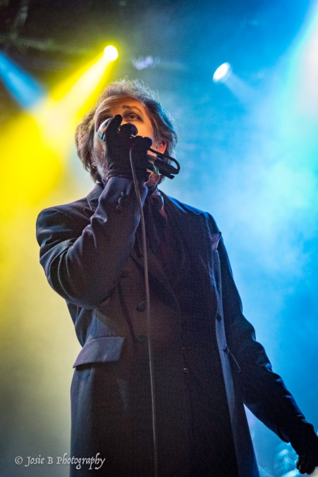 The Damned (The Fillmore, 11 Apr 17)-42