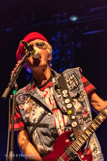 The Damned (The Fillmore, 11 Apr 17)-7